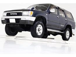 トヨタ ハイラックスサーフ 3.0 SSR-X ディーゼルターボ 4WD ナローボディ 5速MT 15AW タイベル交換済