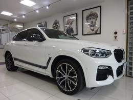 BMW X4 xドライブ30i Mスポーツ 4WD ワンオーナー車 パノラマグラスルーフ