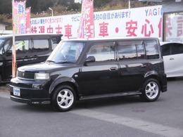 トヨタ bB 1.5 S Wバージョン 4WD 社外アルミ CD 4WD