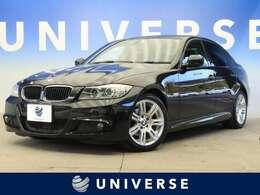 BMW 3シリーズ 320i Mスポーツパッケージ HIDヘッドライト 純正HDDナビ 禁煙車