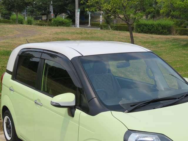 ◎純正グリーン/バニラのオリジナル2トーンカラーで仕上げました!ノーマル車両より当社にて製作しております◎