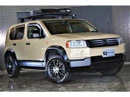 ホンダ クロスロード 1.8 18X 4WD newベージュ全塗装/本州仕入/寒冷地仕様