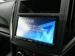 【KENWOOD7インチSDナビ】使いやすい多機能ナビが装備されています!運転がより楽しくなりますね!