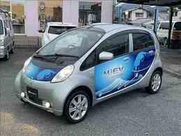 三菱 アイ・ミーブ(軽) X 200V急速充電 シートヒーター