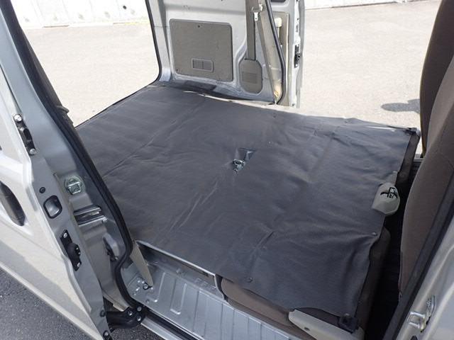 広い荷室と安い維持費で、仕事の相棒からレジャーユースまで、幅広いユーザーに支持されている人気車両です。