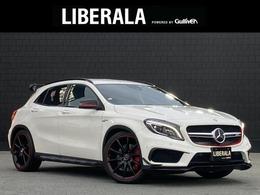 AMG GLAクラス GLA 45 4マチック エディション1 4WD 270台限定 レザーシート レーダーSFT