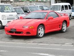三菱 GTO 3.0 SR 4WD 5速MT 純正17インチアルミ 電動シート