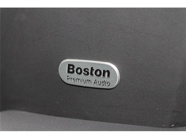 【Boston Premium Audio】ハイクオリティサウンドとして名高いBostonサウンドを車内で体感することが出来ます!