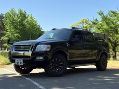 フォード エクスプローラースポーツトラック の中古車 V8 リミテッド 4WD 富山県中新川郡立山町 99.9万円