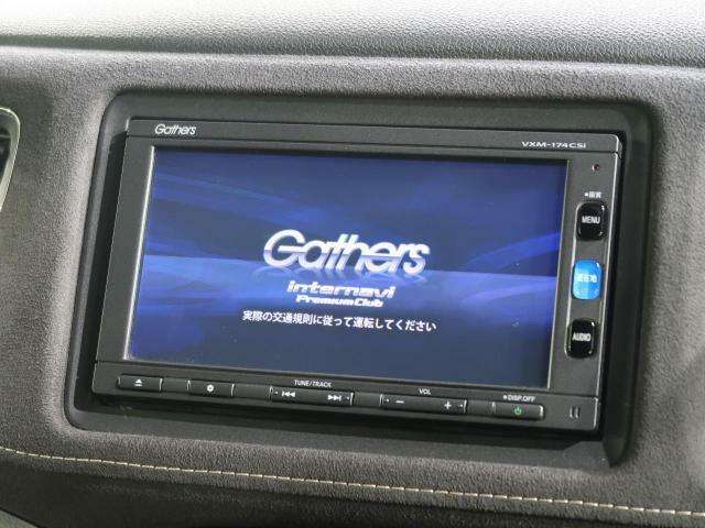 【純正ナビ】bluetoothや高性能&多機能ナビでドライブも快適ですよ☆