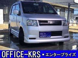三菱 eKスポーツ 660 R タイミングベルト交換済 純正AW