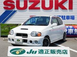 スズキ アルトワークス 660 RS/Z スズキスポーツ車高調&マフラーDVD再生ETC