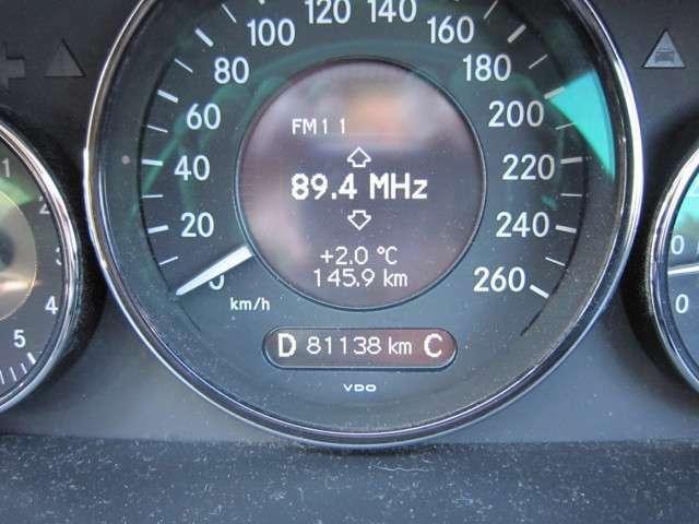 走行81500km