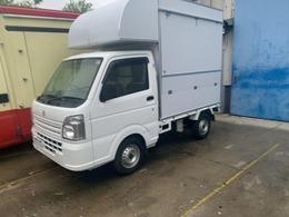 スズキ キャリイ KCエアコン・パワステ キッチンカー 移動販売車 フードトラック