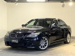 BMW 5シリーズ 525i Mスポーツパッケージ サンルーフ  コンビ革シート