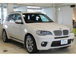 BMW X5 xドライブ 35i Mスポーツパッケージ 4WD SR純正20AW地デジBカメラ4本出しマフラー