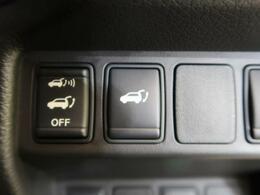 【パワーバックドア】ボタン一つでドアの開閉が可能になります。買い物帰り等の利用の際にあると助かりますよね♪