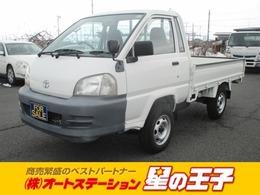 トヨタ ライトエーストラック 1.8 DX シングルジャストロー スチールデッキ 三方開 4WD 標準 Sジャストロー (750kg) ガソリン車