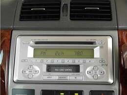 【CD・カセット】CD・カセットデッキが付いています。※ナビをご希望の方はご相談下さい。