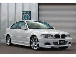 BMW 3シリーズクーペ 318Ci Mスポーツパッケージ 最終型 社外ナビ ETC アルカンターラ 17AW