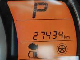 走行距離27434km!!!