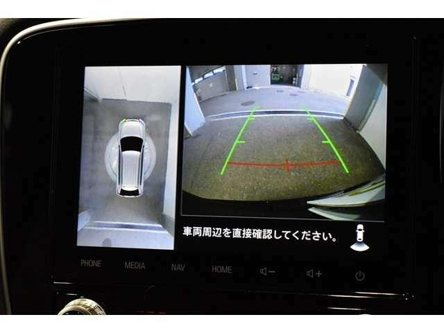 アラウンドモニターを装備☆駐車の際、これがあれば運転に自信が無い方も安心です!一度使うと手放せない装備です!