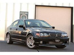 BMW 3シリーズ 325i サンルーフ Mスポーツ17AW 社外ナビ ETC