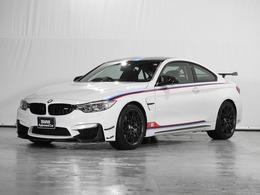 BMW M4クーペ DTM チャンピオン エディション M DCT ドライブロジック 国内25台限定 レース仕様モデル 360度画