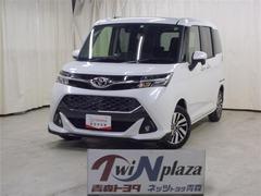 トヨタ タンク の中古車 1.0 カスタム G 4WD 青森県三沢市 189.0万円