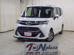 トヨタ タンク 1.0 カスタム G 4WD メモリナビ・スマートキー・バックモニター