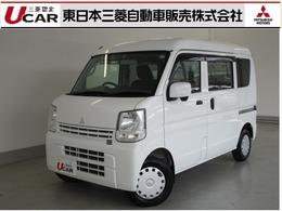 三菱 ミニキャブバン 660 ブラボー ハイルーフ  5AMT車 4WD 1オーナー CDステレオ ETC 車検整備付