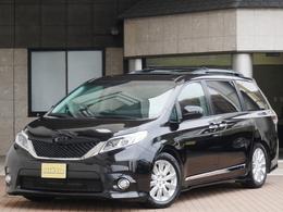 米国トヨタ シエナ 新車並行 SE ローダウン オーディオカスタム