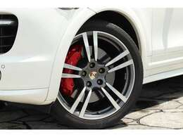 21インチ・911ターボ2ホイール ¥642,000