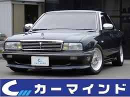 日産 シーマ 3.0 タイプII-S BBSアルミ JIC車高調 10インチナビ