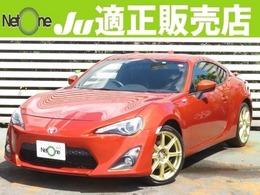 トヨタ 86 2.0 GT リミテッド 純ナビ地デジBモニスマートキー外18AW