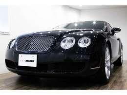 正規ディーラー車 2007年モデル Bentley コンチネンタルGT 左ハンドル ダイヤモンドブラックパール/ブラックレザー