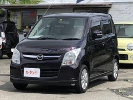 マツダ AZ-ワゴン 660 XSスペシャル プッシュスタート 純正アルミ・オーディオ