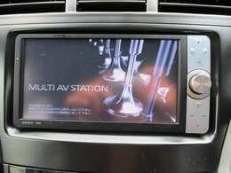 ドライブには必需品!!純正HDDナビ付きです!フルセグTVも視聴可能です!!