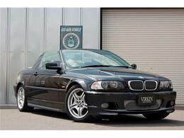 BMW 3シリーズカブリオレ 330Ci Mスポーツパッケージ 黒革パワーシート ETC HID 17AW 記録簿