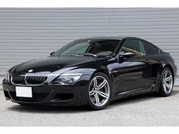 BMW M6 5.0 後期LCI 左H 黒革 車高調 19インチAW HUD