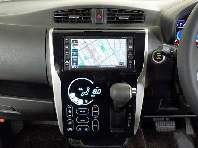 日産純正 メモリーナビゲーション(Bluetooth対応)、TV、装備で快適ドライブ