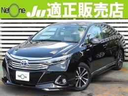 トヨタ SAI 2.4 G モデリスタエアロ純ナビ地デジBモニPシート