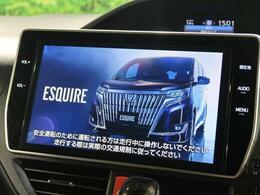 【大画面純正ナビ】bluetoothやフルセグTVの視聴も可能です☆高性能&多機能ナビでドライブも快適ですよ☆