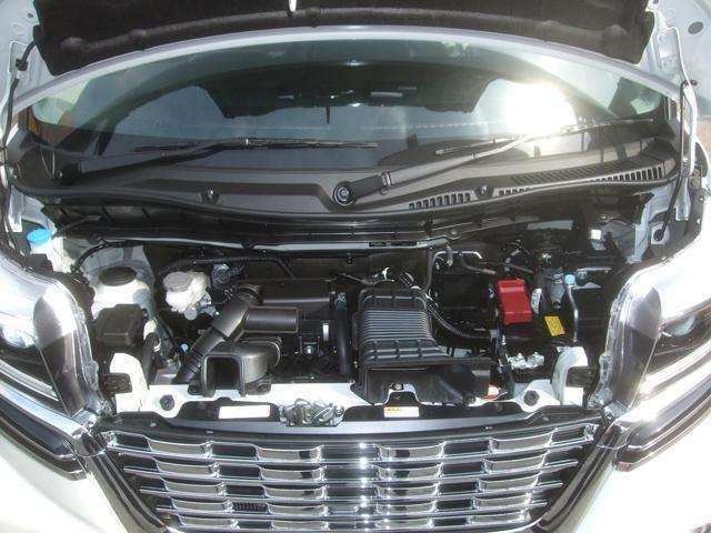 低燃費インタークーラーターボ アイドリングストップ
