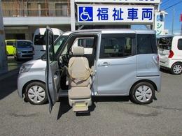 三菱 eKスペース 660 M eアシスト 助手席ムービングシート仕様車 純正福祉車両ナビバックカメラ