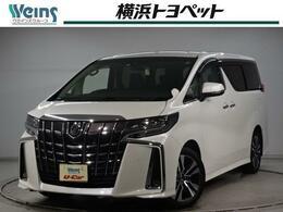 トヨタ アルファード 2.5 S Cパッケージ 衝突軽減システム・後席モニター・クルコン