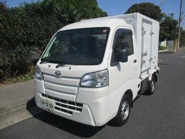 ダイハツ ハイゼットトラック 660 ハイルーフ 3方開 4WD 冷凍冷蔵庫 5マニュアル