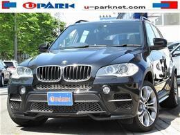 BMW X5 xドライブ 35d ブルーパフォーマンス ダイナミック スポーツ パッケージ 4WD SR 黒革 HUD トップビューカメラ DTV