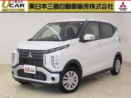三菱 eKクロス 660 M 4WD サポカーS 障害物センサー 禁煙車