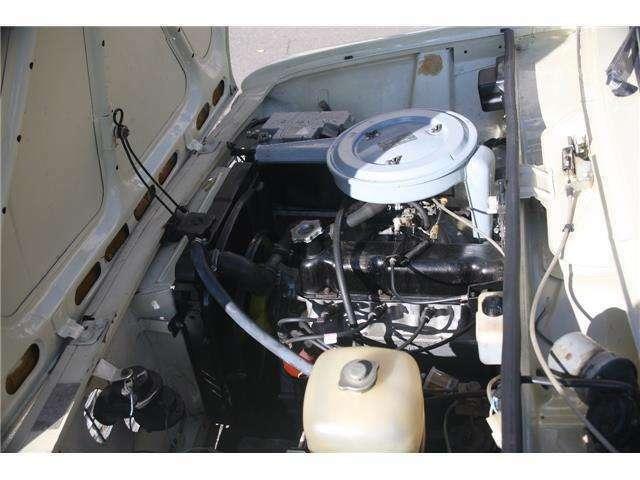 1197ccOHVエンジン
